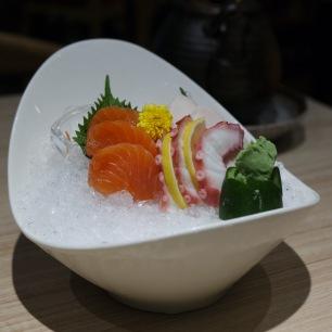 3 Types Sashimi